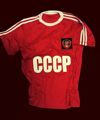 173184434c9 SOVIET UNION USSR - FIFA WORLD CUP FRANCE 1988 - Retro Jersey REPLICA