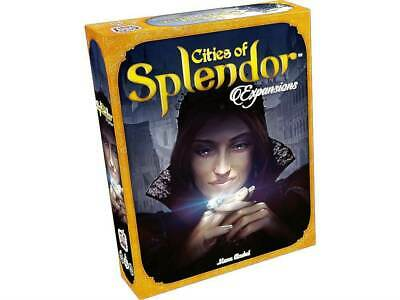 Asmodee Space Cowboys Cities Of Splendor Expansions Board Game (ASM048671)