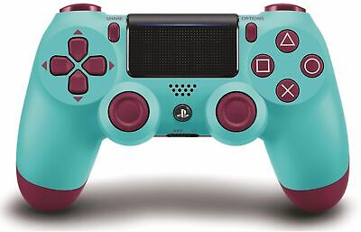 NEW Sony PlayStation 4 PS4 Dualshock 4 Wireless Controller - BERRY BLUE
