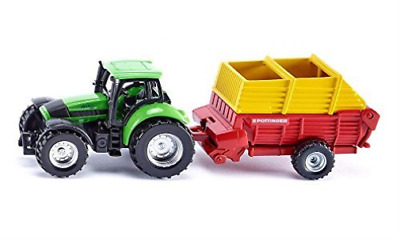 Siku 1676 Tractor Oogster - NEW