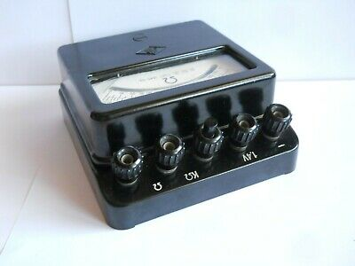 Ohmmeter M 471 Made in USSR 1956