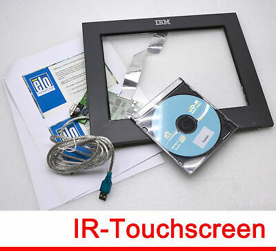 "12 "" 30,8cm IBM Carroll Touch Infrared Ir Screen without Pressure #M75"