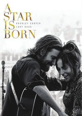 """A Star Is Born"" (Dvd,2018)"