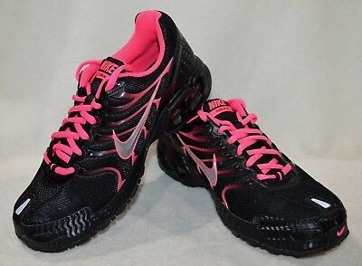 a08a07eab2 Nike Air Max Torch 4 Black/Silver/Pink Women Running Shoes - Assorted Sizes