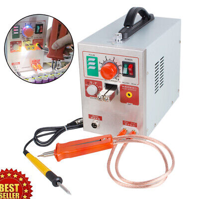 Hot Sale 2in1 Pulse Spot Welder Battery Welding Soldering Machine 1.9kw 60A