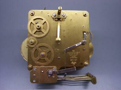 REBUILT HERMLE 341-021 35cm CLOCK MOVEMENT ~Read Why Others Arent Really Rebuilt