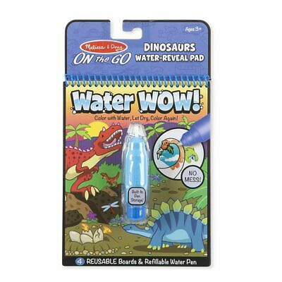 NEW Water Wow! Water Reveal Pad - Dinosaurs