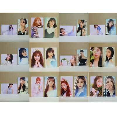 IZ*ONE HEART*IZ 2st Mini Kihno Album Photocard Select Member Set IZONE HEARTIZ