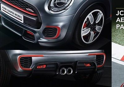 Mini Jcw F56 Cornering Decals To Fit Aero Style