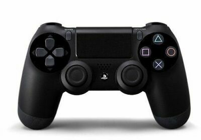 SEHR GUT: PlayStation 4 DualShock 4 Wireless Controller schwarz Profigamer black