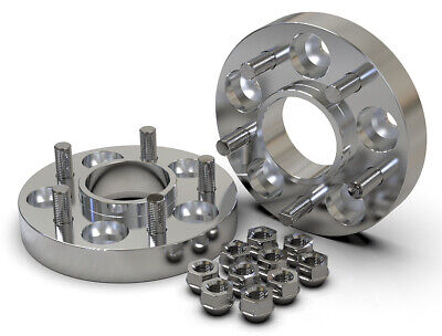 20Mm 5X108 65.1Mm Hubcentric Wheel Spacer Kit Uk Made Volvo 140 240 260