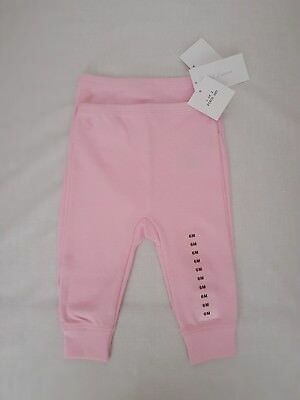 2 pairs of baby Ralph Lauren leggings/joggers. Age 6 months. BNWT