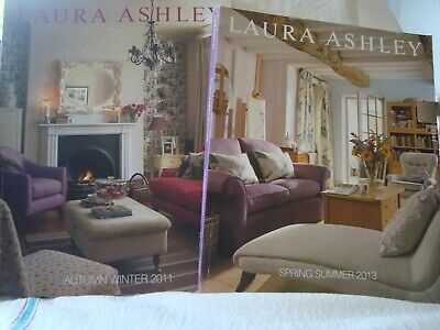 Laura Ashley Home Catalogues  - 2011 and 2013