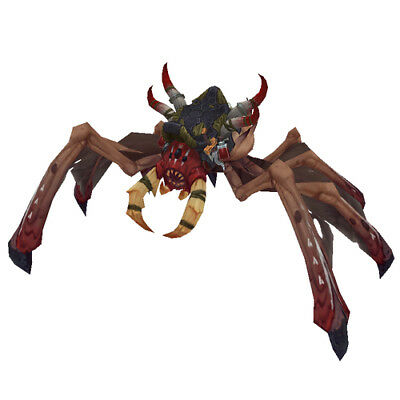 Reins of a Tamed Bloodfeaster ✯ Leaping Veinseeker ✯ WoW Mount ✯ All EURO Realms