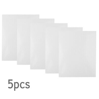 Useful 5pcs ABS Plate Model Styrene Sheets For DIY House Ship Aircraft Toy Model