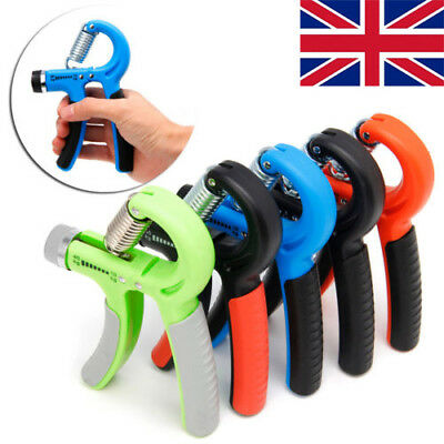 Adjustable Hand Grip Fitness Pinch Meter Portable Hand Expander Gripper Tool ILC