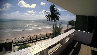 Brazil - Spectacular Ocean Front Apartment with Ocean Access