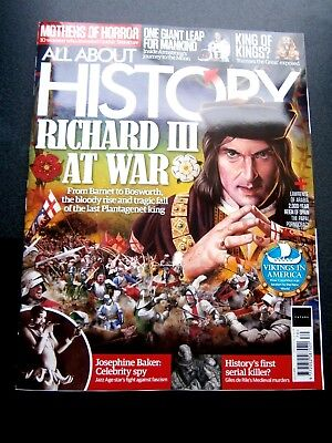 All About History Magazine Issue 70 (new) 2018
