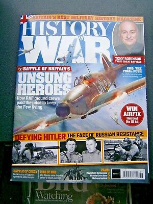 History Of War Magazine Issue 59 (new) 2018