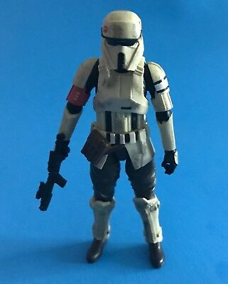 Star Wars Vintage Collection Scarif Stormtrooper Vc133 Loose Complete