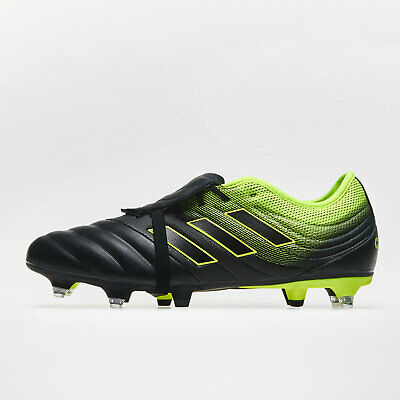 388405d38e0 adidas Mens Copa Gloro 19.2 SG Football Boots Studs Trainers Sports Shoes  Black