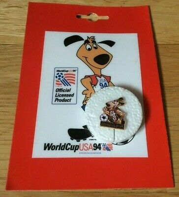 RARE Pin's pins VINTAGE (NEUF SOUS BLISTER) + WORLD CUP USA 94