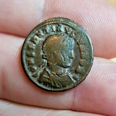 Genuine Roman Coin. Buyer To Identify. Guaranteed Genuine. Ref Lot #84