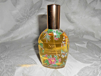Laura Ashley Number No. 1 Concentrated Cologne 2 oz 60ml SPray old frist formula