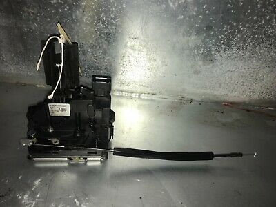 2010 CITROEN NEMO  REAR Door Van  Lock Assembly  1358967080