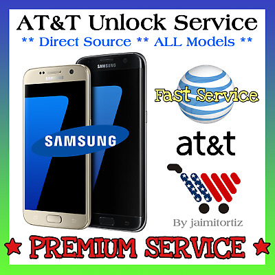 FACTORY UNLOCK CODE✅Samsung Galaxy✅S3 S4 S5 S6 S7 S8 S9✅AT&T SERVICE ALL MODELS