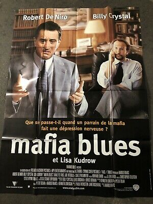 Affiche De Cinema Et 8 Photos - MAFIA BLUES - Robert DeNiro - Billy Crystal