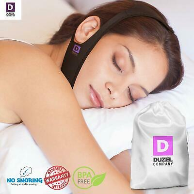 Anti Snoring Devices - Snoring Solution Chin Strap - Snore Stopper