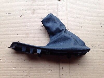 BMW 1 Series Leather Handbrake Gaitor Gaiter Cover 9142745 E81 E87 E88 E82