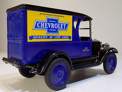 1923 Chevrolet Delivery Truck Bow Tie #2  Low Run 1 of 1250 Ertl #3838 NOS MIB