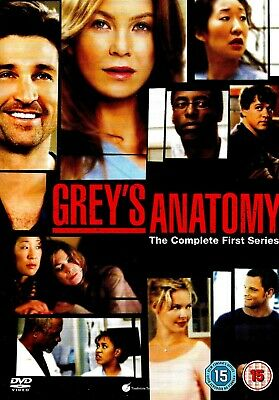 Grey's Anatomy: Complete First Season (DISCS ONLY) DVD TV