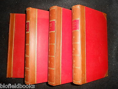 CICERO; Briefe - Heinrich Conrad - 4 Vol Set - 1913 - Ancient Rome/Roman History