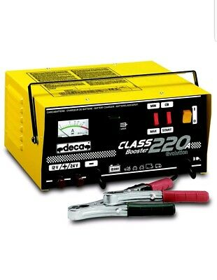 Starter Charger - 220A 722 MAYPOLE