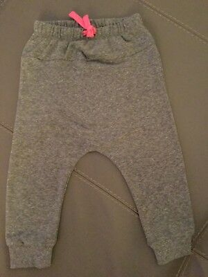 Girls NEXT jogging bottoms 18-24 months