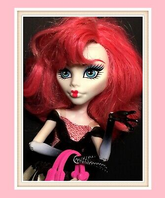 RARE Monster High Doll C.A. CA CUPID First Wave w/ Outfit, Shoes, etc.