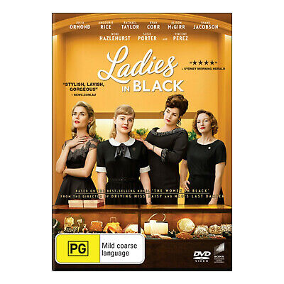 Ladies in Black DVD Brand New Region 4 Aust.
