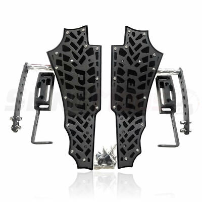 SHOW CHROME 41-154 DRIVER FLOORBOARD KIT CAN AM SPYDER RT SE5 41-8694 1621-0517