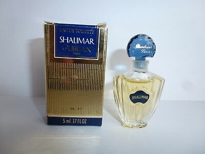 Miniature GUERLAIN SHALIMAR EDT 5 ml