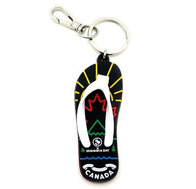 d5caeb9182d 2018 PyeongChang Olympics Flip Flop Key Chain Charm Team Canada Paralympic