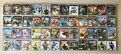 Ps3 Sony Various Assorted Playstation 3 Games ~ *Choose From The Drop Down Menu*