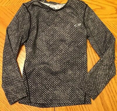 fadf46623 CHAMPION C9 Kids Little Boys XS 4-5 Power Core Fitted Long Sleeve Shirt Top