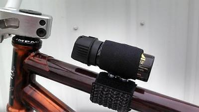 Pepper Spray Bike Mount (fits stem) - Fox Labs, Sabre, Freeze +P, Wildfire, DPS
