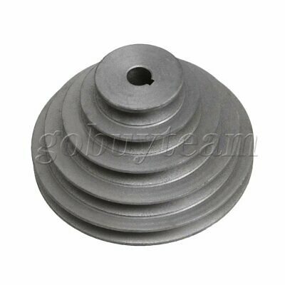 16mm Bore Outer Dia 57-150 mm 5 Step A-Shaped V Belt Pagoda Pulley Belt