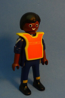 Playmobil FA-3 Man Figure Mountain Search Rescue Country  Action Paramedic
