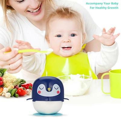Maternal Infant Baby Kids DIY Food Fruit Supplement Hand Grinding Bowl