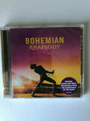 Queen - Bohemian Rhapsody [Cd]  New And Sealed
